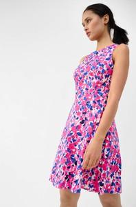 Sukienka ORSAY mini bez rękawów z okrągłym dekoltem