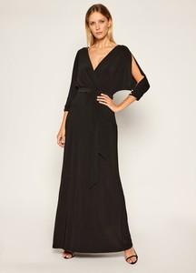 Sukienka Ralph Lauren maxi z długim rękawem
