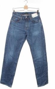Niebieskie jeansy Uniqlo