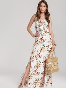 Sukienka Renee maxi rozkloszowana