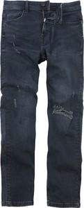 Granatowe jeansy Emp