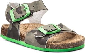 Buty dziecięce letnie primigi na rzepy dla dziewczynek