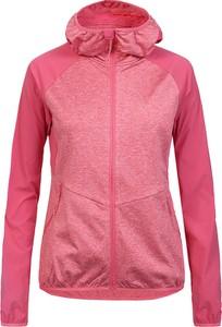 Różowa kurtka Icepeak w stylu casual