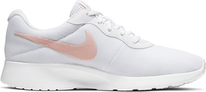 Buty sportowe Nike sznurowane tanjun z płaską podeszwą