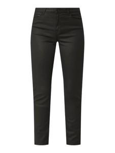Czarne jeansy Brax z bawełny