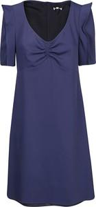 Sukienka Kenzo z krótkim rękawem mini