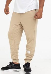 Spodnie sportowe The North Face z dresówki