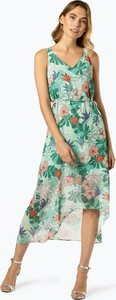 Sukienka Taifun z dekoltem w kształcie litery v
