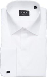 Koszula Borgio z długim rękawem z klasycznym kołnierzykiem