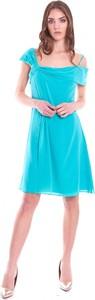Sukienka Fabiana Ferri z krótkim rękawem