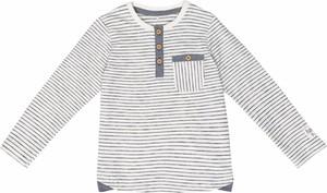 Koszulka dziecięca Name it z dżerseju w paseczki