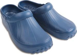 Niebieskie klapki Demar w stylu casual