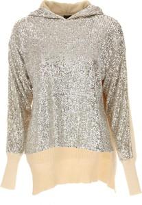 Złoty sweter Pinko