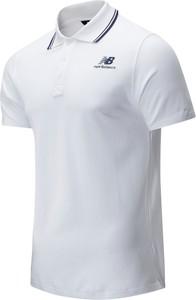 T-shirt New Balance z krótkim rękawem w sportowym stylu