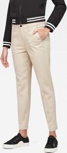 Spodnie G-Star Raw z bawełny w stylu klasycznym