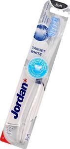 Jordan, Target White, szczoteczka do zębów, soft
