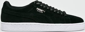 Czarne trampki Puma