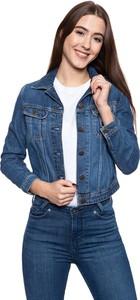 Kurtka Lee krótka z jeansu
