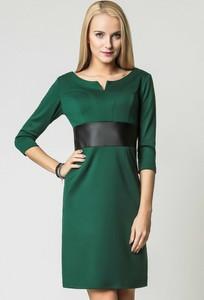 Zielona sukienka sukienki.pl