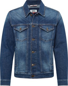 Kurtka Tommy Hilfiger z jeansu