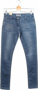 Niebieskie jeansy dziecięce Emoi By Emonite