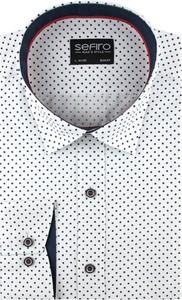Koszula Sefiro z długim rękawem w młodzieżowym stylu