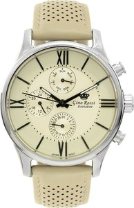Zegarek męski Gino Rossi DARTO E11652A-3B1 +PUDEŁKO