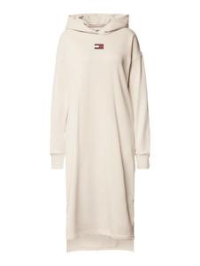 Sukienka Tommy Jeans w stylu casual mini z bawełny