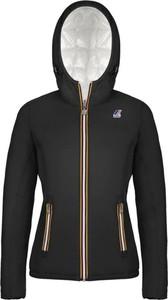 Czarna kurtka dziecięca K-Way dla chłopców