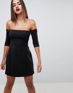 Czarna sukienka Asos Design mini