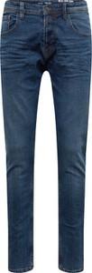 Niebieskie jeansy Tom Tailor Denim z jeansu w stylu casual