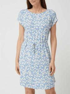 Sukienka S.Oliver w stylu casual z okrągłym dekoltem