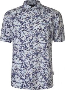 Koszula Pierre Cardin z krótkim rękawem