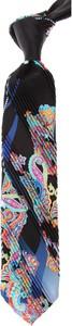 Krawat Pancaldi z jedwabiu