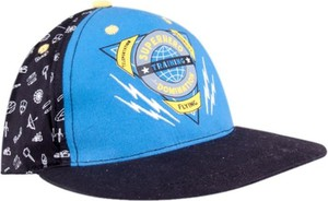 Błękitna czapka yoclub