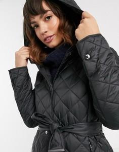 Czarny płaszcz Esprit