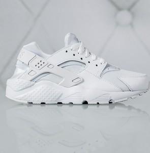 Buty sportowe Nike z płaską podeszwą huarache sznurowane