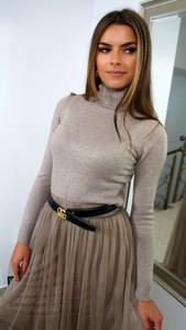 Sweter Ricca Fashion w stylu casual