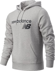Sweter New Balance z bawełny