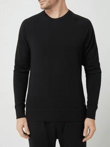 Czarna bluza POLO RALPH LAUREN w stylu casual z bawełny