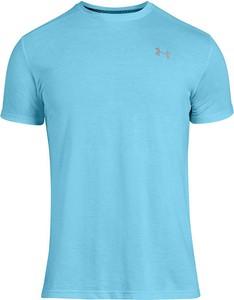 Niebieski t-shirt Under Armour