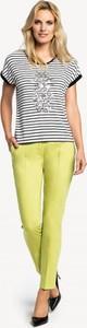 Zielone spodnie potis & verso