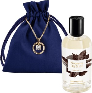 Yves Rocher Woda perfumowana Nouveau Genre z naszyjnikiem