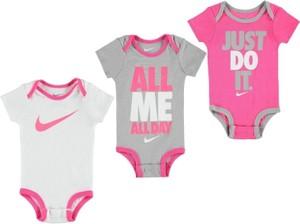 Różowy kombinezon dziecięcy Nike