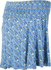 Niebieska spódnica bonprix bpc bonprix collection midi
