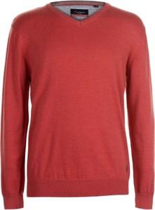 Czerwona koszulka Pierre Cardin