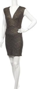 Sukienka Miss Avenue z dekoltem w kształcie litery v