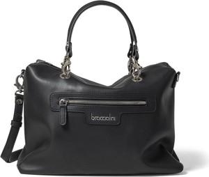 Czarna torebka Braccialini na ramię