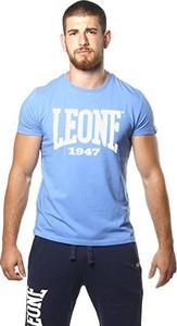 Niebieski t-shirt Leone 1947