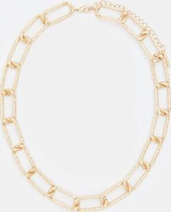 Mohito - Naszyjnik łańcuch - Złoty